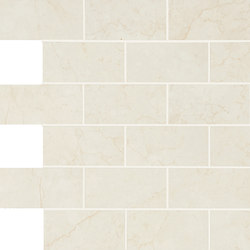 Anthology Marble Mosaico Wall Luxury White | Mosaïques | EMILGROUP
