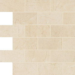 Anthology Marble Mosaico Wall Royal Marfil | Mosaici | EMILGROUP