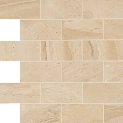 Anthology Marble Mosaico Wall Velvet Marble | Mosaïques | EMILGROUP
