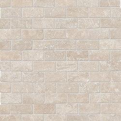 Eterna Mosaico Appia Beige | Ceramic mosaics | EMILGROUP