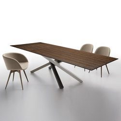 Pechino | Dining tables | Midj