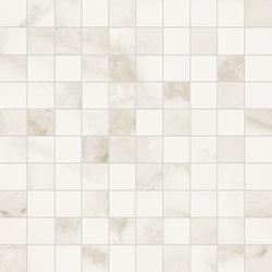 Marmore Mosaico Michelangelo Bianco | Ceramic mosaics | EMILGROUP