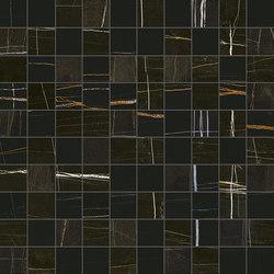 Marmore Mosaico Bernini Nero | Mosaici | EMILGROUP