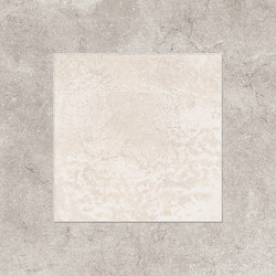Petra Decoro Quadri White/Grey | Ceramic tiles | EMILGROUP