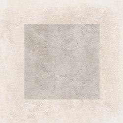 Petra Decoro Quadri White/Grey | Keramik Fliesen | EMILGROUP