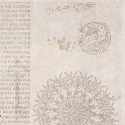 Petra Decoro Voyage White | Baldosas de cerámica | EMILGROUP
