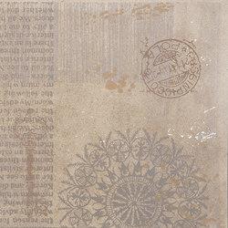 Petra Decoro Voyage Nut | Ceramic tiles | EMILGROUP
