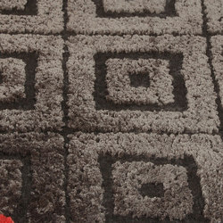 Gleam coffee bean and chocolate | Rugs | Miinu