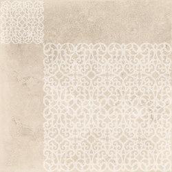 Petra Arabesco Rosone Lappato Beige | Carrelage céramique | EMILGROUP