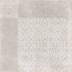 Petra Arabesco Rosone Lappato Grey | Ceramic tiles | EMILGROUP