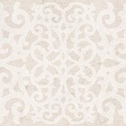 Petra Arabesco Fascia Lappato White | Tiles | EMILGROUP