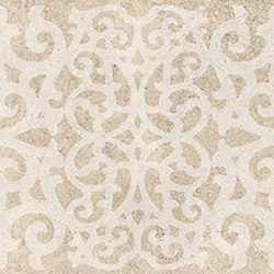 Petra Arabesco Fascia Lappato Beige | Tiles | EMILGROUP