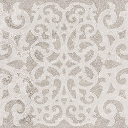Petra Arabesco Fascia Lappato Grey | Baldosas de cerámica | EMILGROUP