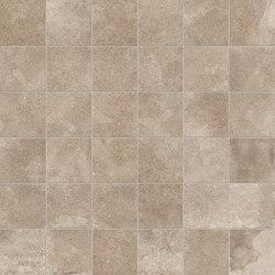 Petra Mosaico 5x5 Nut | Ceramic mosaics | EMILGROUP
