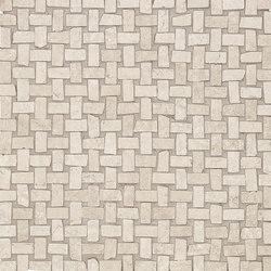 Petra Intreccio Beige | Keramik Mosaike | EMILGROUP