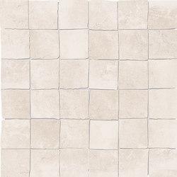 Petra Mosaico Petra 5x5 White | Mosaici ceramica | EMILGROUP