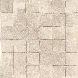 Petra Mosaico Petra 5x5 Beige | Keramik Mosaike | EMILGROUP