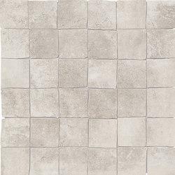 Petra Mosaico Petra 5x5 Grey | Ceramic mosaics | EMILGROUP