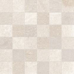 Tracce Mosaico 5x5 Ivory | Mosaïques | EMILGROUP