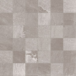 Tracce Mosaico 5x5 Taupe | Mosaici ceramica | EMILGROUP