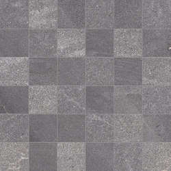 Tracce Mosaico 5x5 Dark Grey | Mosaïques | EMILGROUP