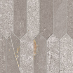 Tracce Mosaico Arrows Taupe | Mosaïques | EMILGROUP