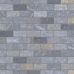 Tracce Mosaico Domino Denim | Ceramic mosaics | EMILGROUP