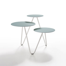 Apelle Trio | Side tables | Midj S.p.A.