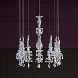 Balance 16 oval | Chandeliers | Windfall