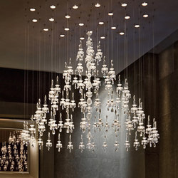 Balance 90 special | Ceiling suspended chandeliers | Windfall