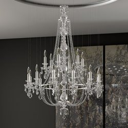 Frenchy Balance 100x130 | Chandeliers | Windfall