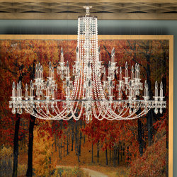 Frenchy Balance 180x130 | Chandeliers | Windfall