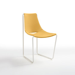 Apelle S | Visitors chairs / Side chairs | Midj S.p.A.