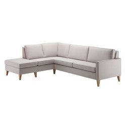 Casa | sofa system | Loungesofas | Isku