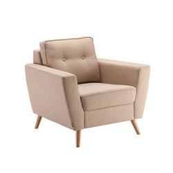 Diva | armchair | Sillones | Isku