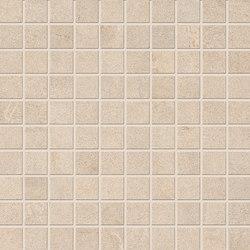 Stone Box Mosaico Tea Sand | Mosaicos de cerámica | EMILGROUP