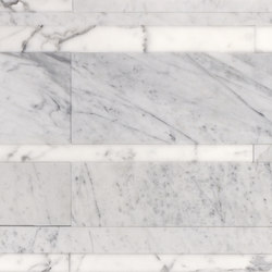 Lithoverde® Bianco Carrara | Natural stone panels | Salvatori