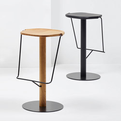 Uncino | MC9 | Bar stools | Mattiazzi