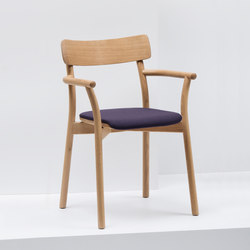 Chiaro Armchair | MC8 | Multipurpose chairs | Mattiazzi