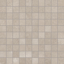 Tr3nd Mosaico Sand | Ceramic mosaics | EMILGROUP