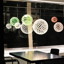Hellbob Bespoke Dining | Suspended lights | Windfall