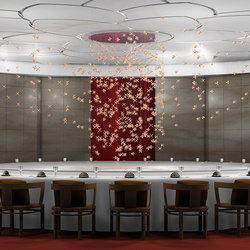 Flower Bespoke Dining | Chandeliers | Windfall