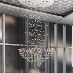 Flower Bespoke Living | Chandeliers | Windfall