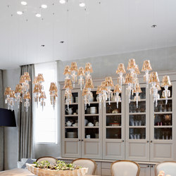 Mini Lula Bespoke Dining | Chandeliers | Windfall