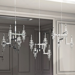 Sissi Bespoke Dining | Chandeliers | Windfall