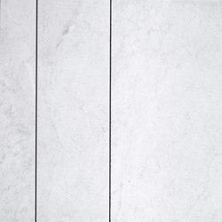 Tratti Bianco Carrara Cotone | Dalles en pierre naturelle | Salvatori