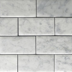Dune Bianco Carrara | Natural stone panels | Salvatori