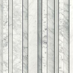 Ishiburo Bianco Carrara | Natural stone panels | Salvatori