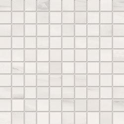 Bianco D'Italia Mosaico 3x3 Statuario | Ceramic mosaics | EMILGROUP