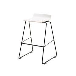 Rudolf | stool | Sgabelli bar | Isku
